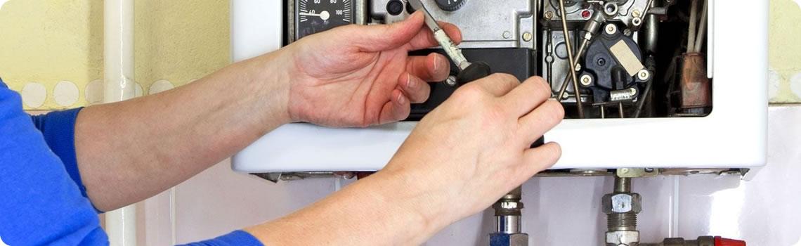 Immagine manutenzione caldaia